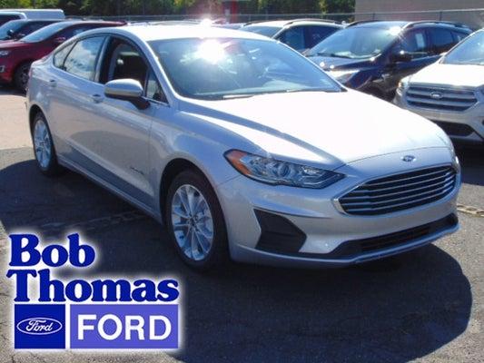 Bob Thomas Ford >> 2019 Ford Fusion Hybrid Se