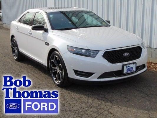 2017 Ford Taurus Sho Awd In Hamden Ct Bob Thomas Inc