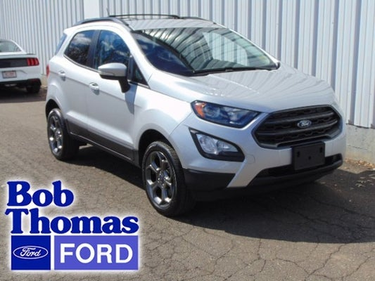 Bob Thomas Ford >> 2018 Ford Ecosport Ses Hamden Ct New Haven North Haven East Haven